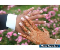 Jeune fille cherche homme pour mariage