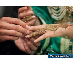 cherche un homme pour le mariage