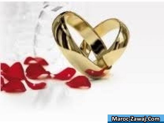 Homme cherche femme pour mariage annonce
