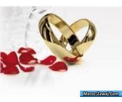 Homme cherche une femme pour le mariage