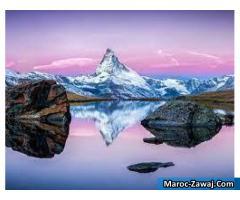 مغربية في سويسرا تبحث عن الزواج