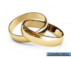 Femme cherche wald anas sérieux pour mariage