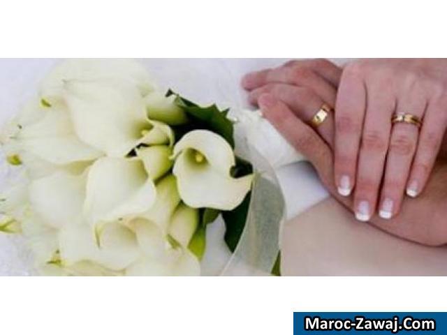 Femme cherche homme pour mariage